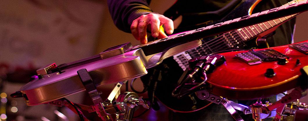 Aula de Guitarra em BH