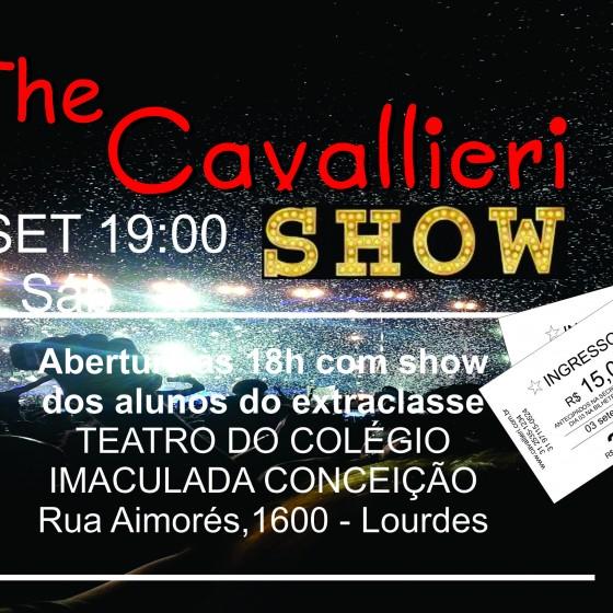 the cavallieri show FACE